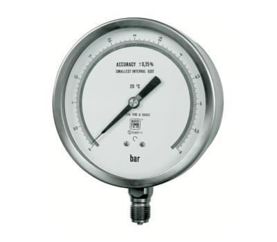 Test Laboratory Pressure Gauges +محصولات